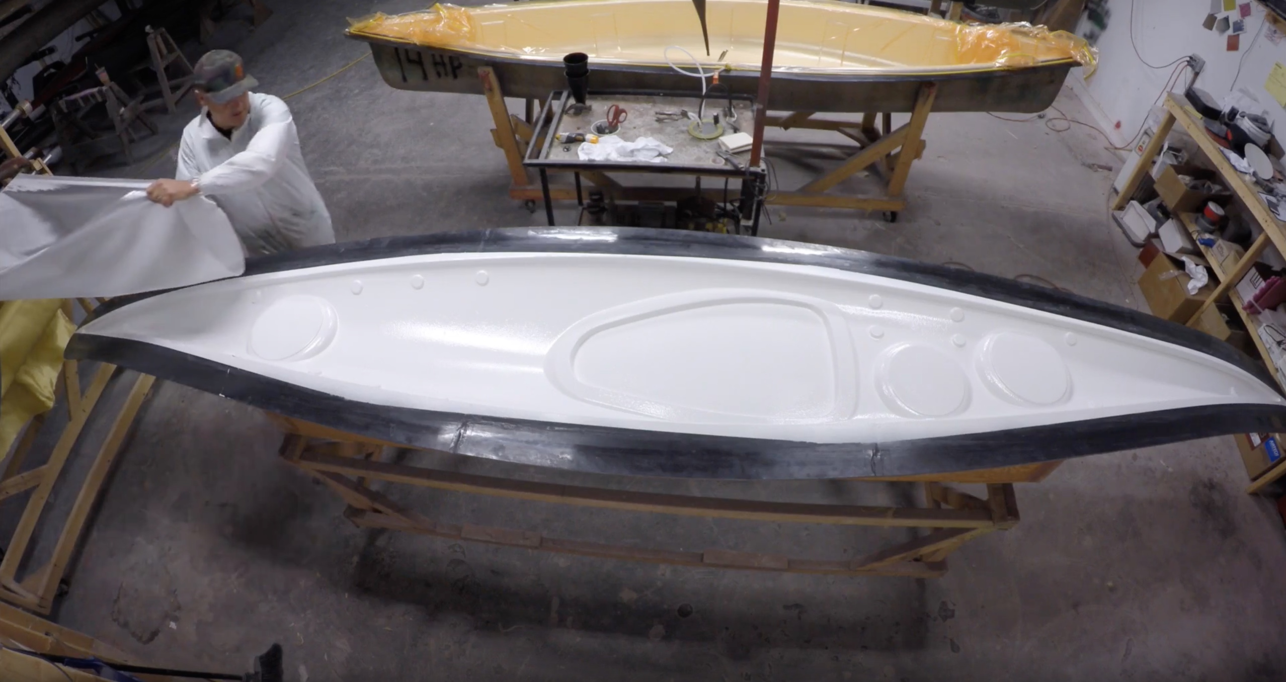 Fabrication – Welcome to Lincoln Canoe & Kayak